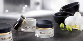 Skinident gelaatscrème